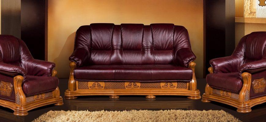 Ремонт кожаной мебели своими руками